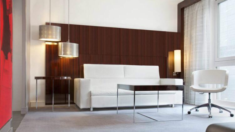 Le Méridien Etoile's Senior Suite