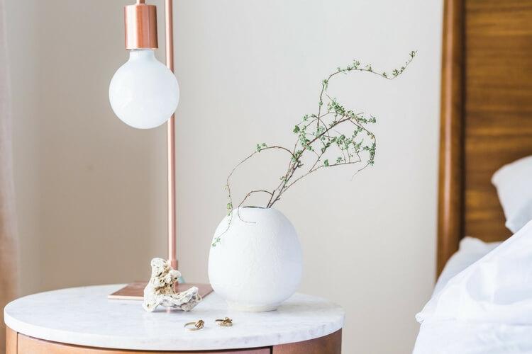 Bedside Tables Under £100 blog featured image