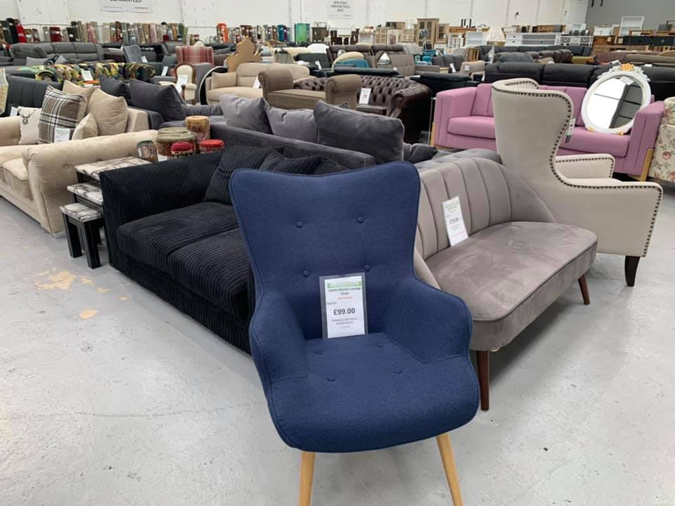 Dagenham branch of Furniture Outlet Stores