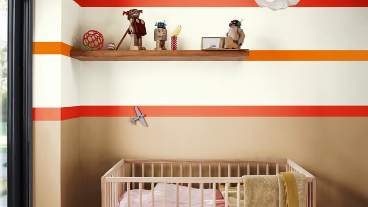 Spiced Honey kids bedroom