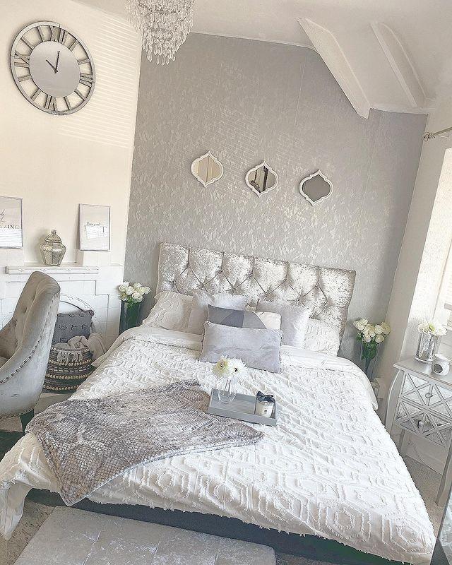 London bedroom facelift by homeofmstko_x