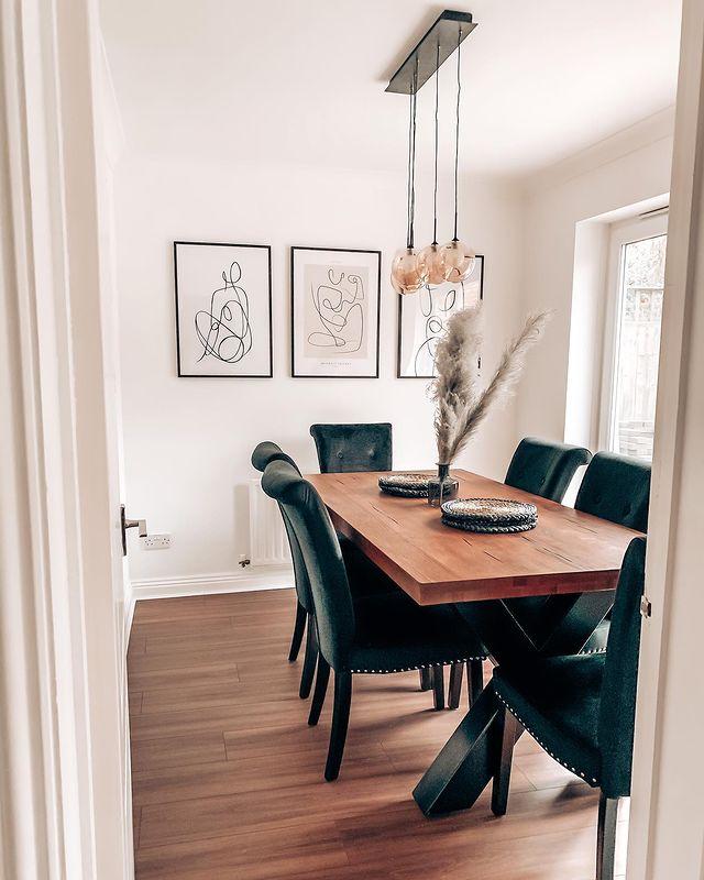 Dining Room inspo bythe_not_so_whitehouse