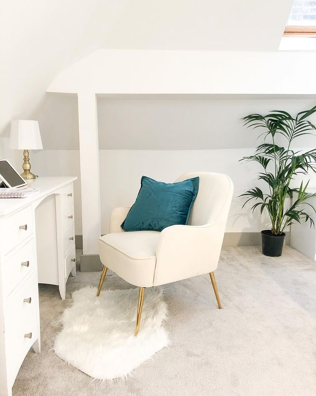 Home Office Chair inspo by haleypricehome