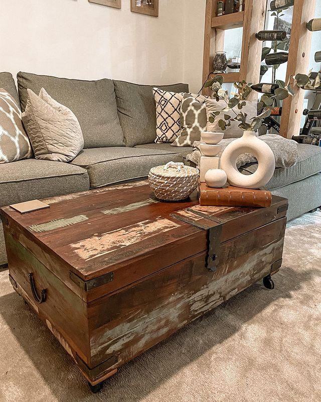 Living Room Coffee Table inspo byhomeinhadleigh
