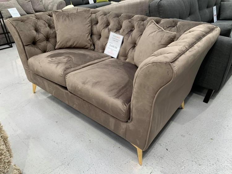 Light Brown Beige Sofa
