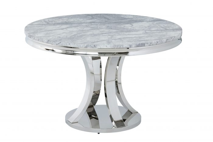 Monaco 1.2m Round Dining Table