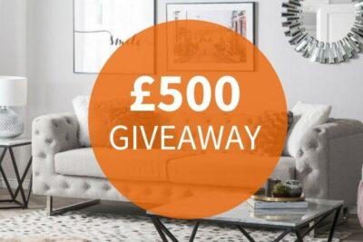 £500 Instagram Giveaway