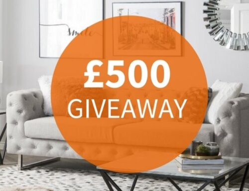 Instagram £500 Giveaway – Enter Today!