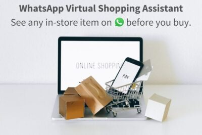 Virtual Shopping Assistant